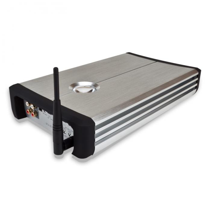 Автоусилитель Kicx BTA 80.4 серебристый