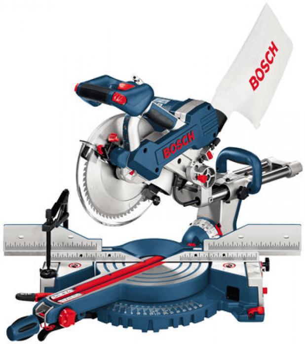 Пила торцовочная Bosch GCM 10SD (0601B22508)