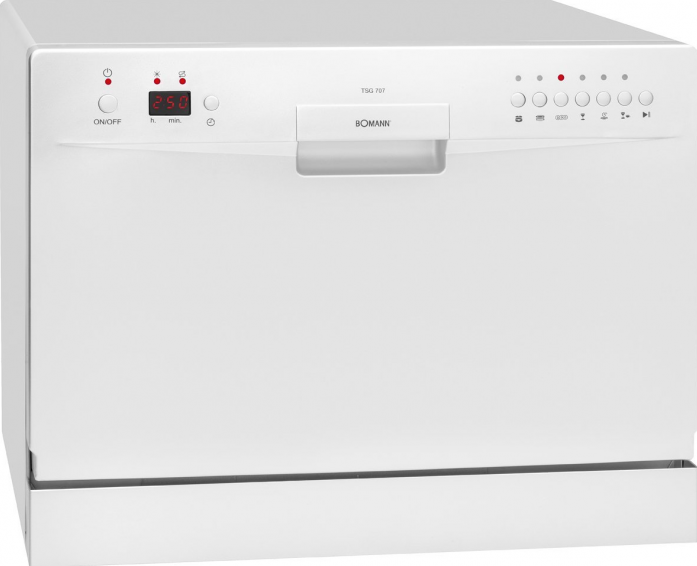 Посудомоечная машина Bomann TSG 707 White