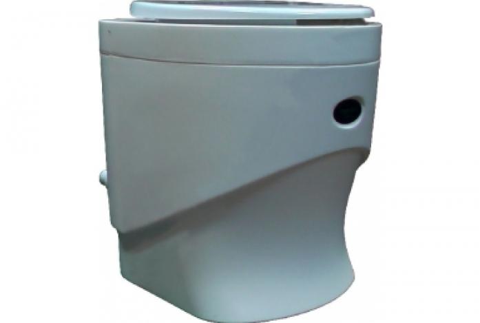 Биотуалет Separett 7011 с вентилятором серый