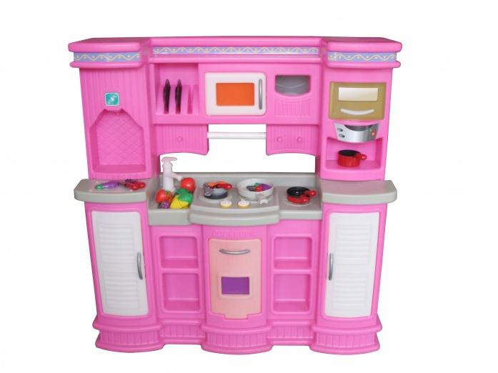 Кухня Lerado розовая LAH-705P