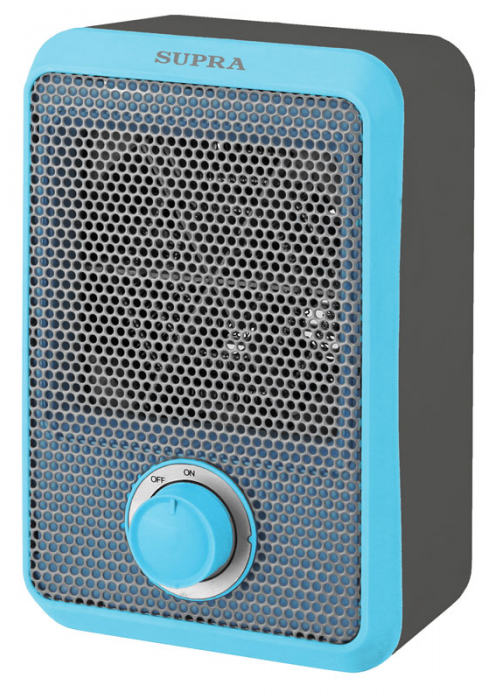 Тепловентилятор Supra TVS-F08 grey/blue