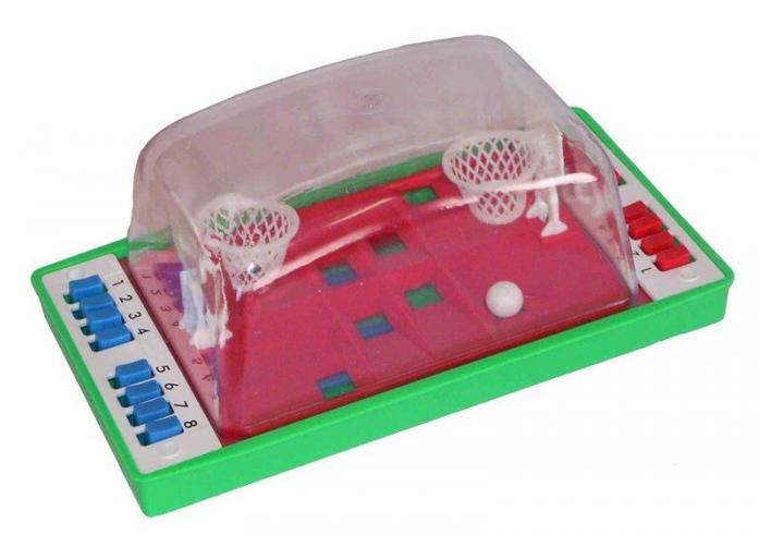Настольная игра Огонек Баскетбол С-361
