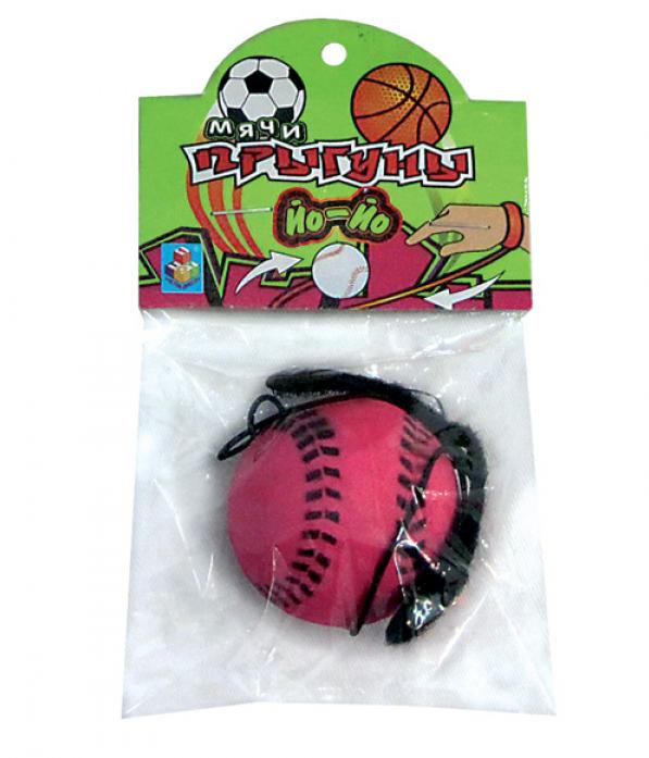Игрушка 1toy Мячик Йо-Йо Т52787