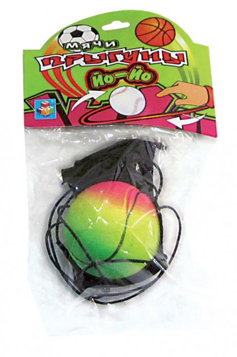 Игрушка 1toy Мячик Йо-Йо Т52791