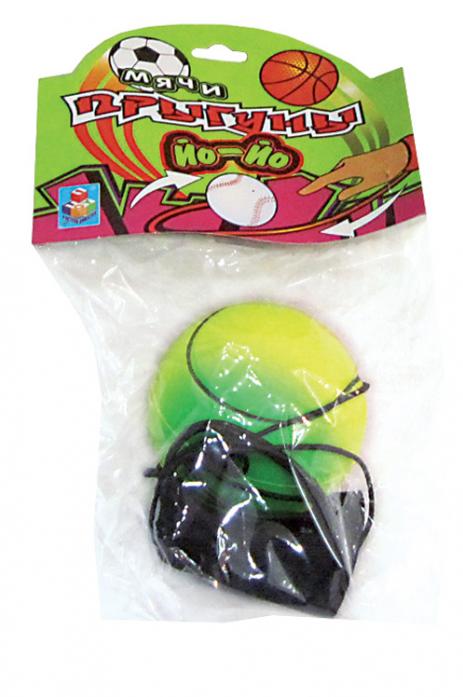 Игрушка 1toy Мячик Йо-Йо Т52793