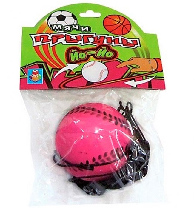 Игрушка 1toy Мячик Йо-Йо Т52792