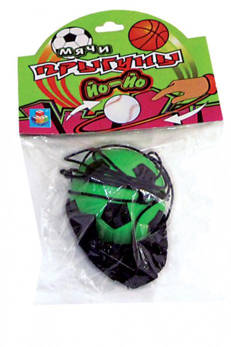 Игрушка 1toy Мячик Йо-Йо Т52790
