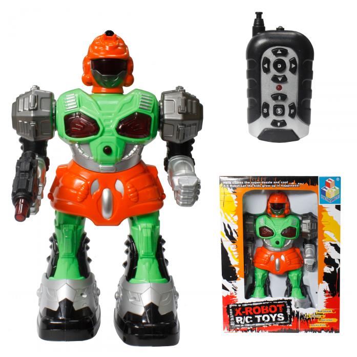 Робот 1toy Звездный защитник Т59091