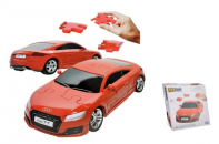 3D Puzzle Happy Well 1:43 Audi TT Coupe Non Assemble 57122