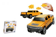 3D Puzzle Happy Well 1:43 Hummer H3T Non Assemble 57126