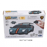 Happy Well 1:43 Lamborghini LP670 Non Assemble 57092