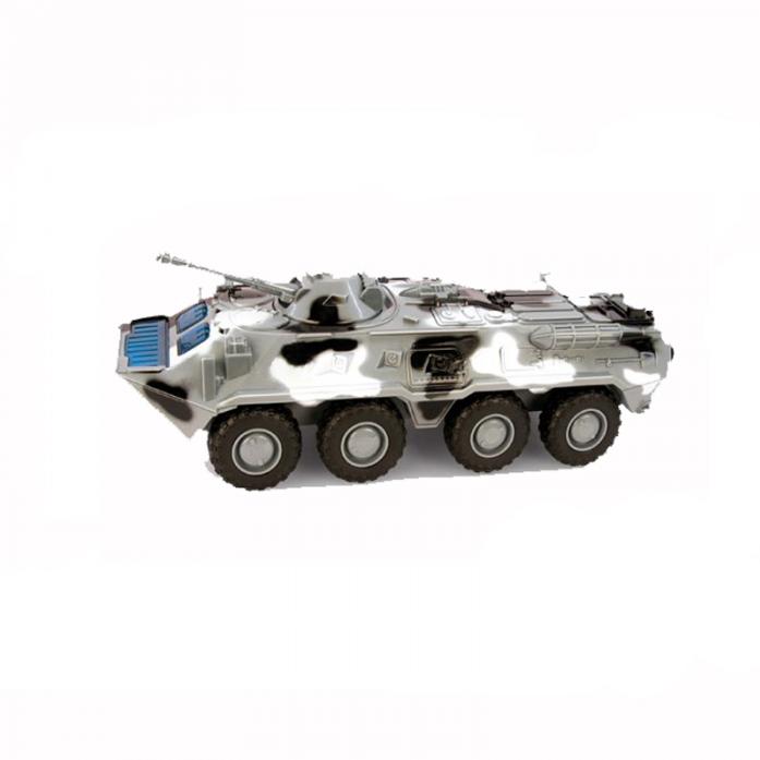 Инерционная машинка Play Smart Танк 9629C