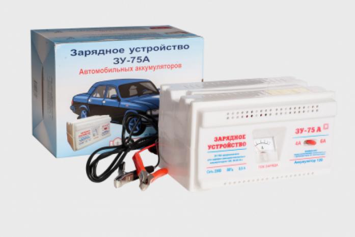 Зарядное устройство Azard ЗУ-75А трансформаторное