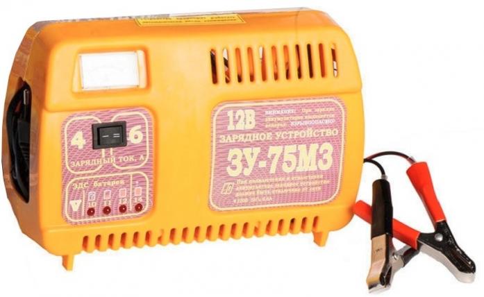 Зарядное устройство Azard ЗУ-75М3 трансформаторное