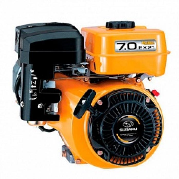 Двигатель Robin subaru EX21 7.0л