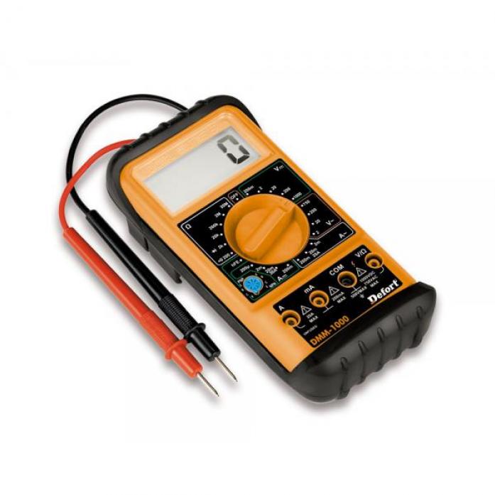 Ручной инструмент DEFORT DMM-1000N (98298123)