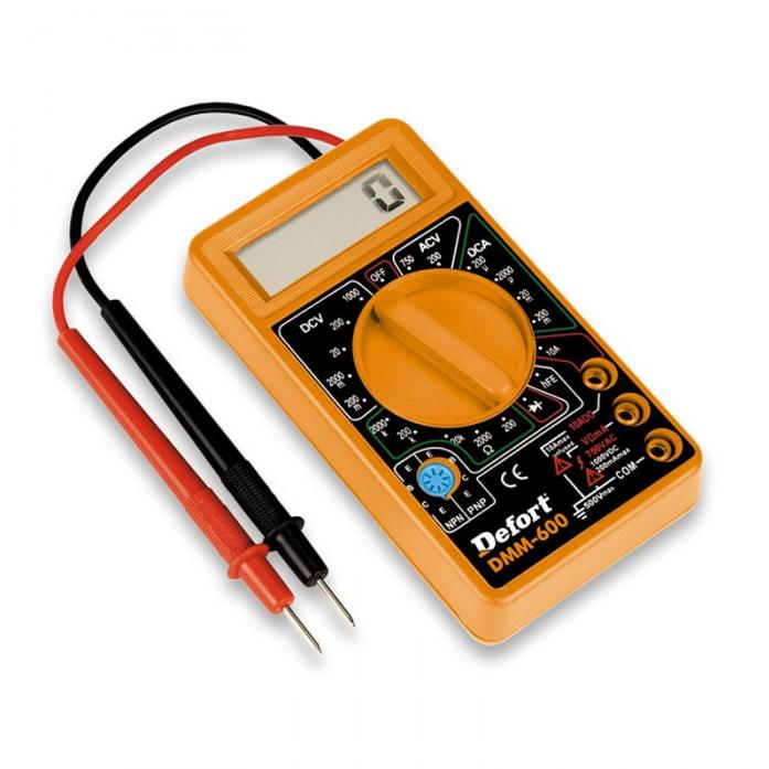 Ручной инструмент DEFORT DMM-600N (98298130)