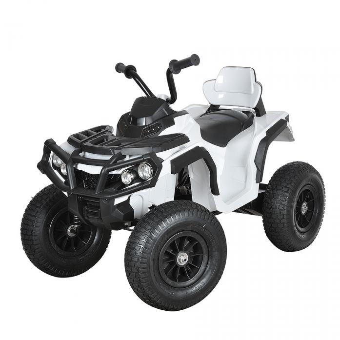Электро-Квадроцикл Zhehua 12V/10Ah, 35W*2 WHITE 906