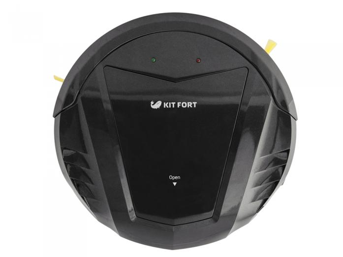 Пылесос робот Kitfort KT-511-1 черный