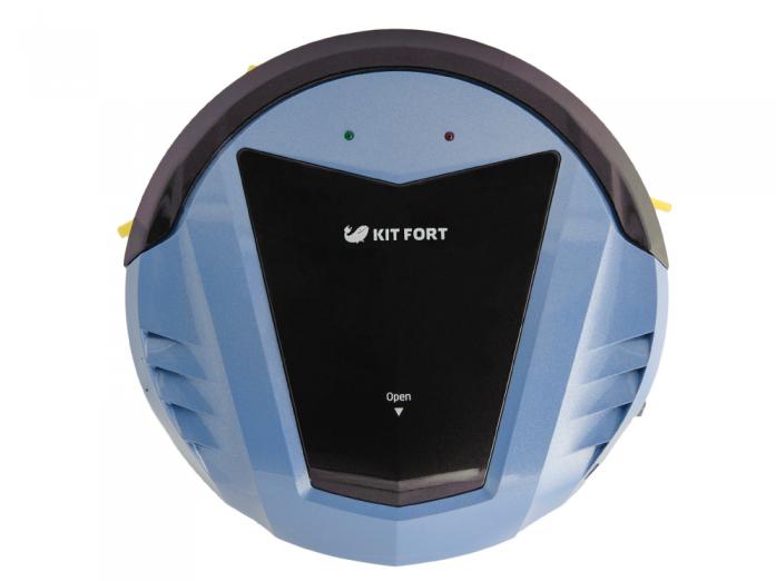 Пылесос робот Kitfort KT-511-2 синий