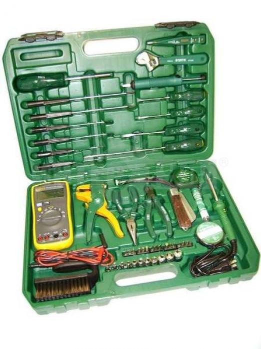 Набор инструмента Sata 09535 53 предмета