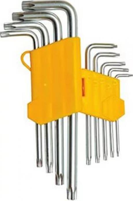 Набор ключей TORX Skrab 44715 9шт.