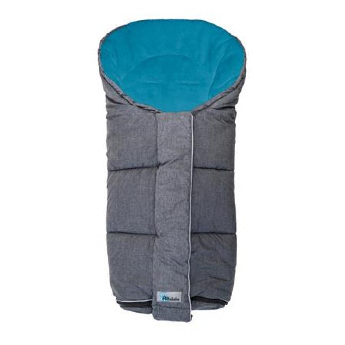 Конверт ALTABEBE AL2277P-42 Alpin Stroller dark grey/bleu