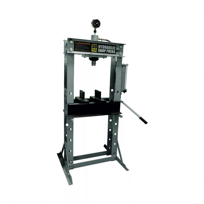 Пресс гидравлический напольный WiederKraft WDK-80130 30т