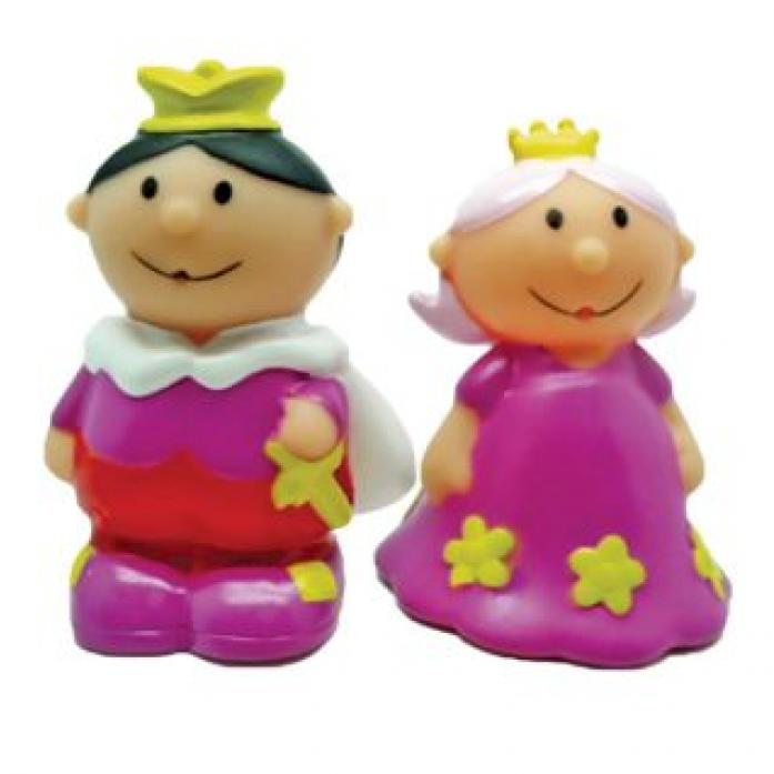 """Игрушка для ванной Жирафики """"Король и королева"""""""" 681278"""