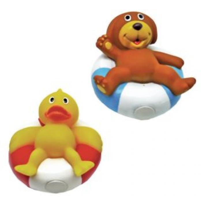 """Игрушка для ванной Жирафики """"Утенок и щенок"""""""" 681275"""