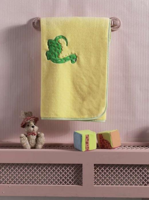 Плед велсофт Kidboo Baby Dinos