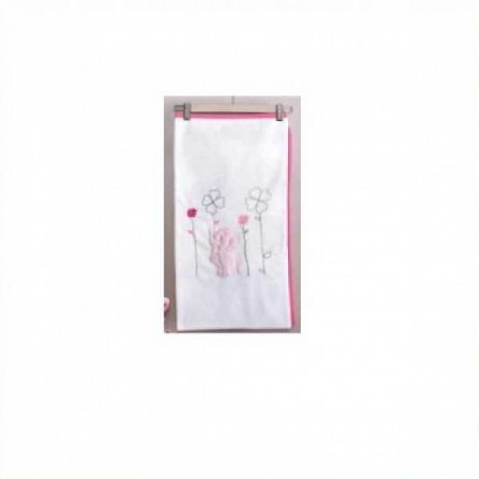 Плед велсофт Kidboo Elephants Pink