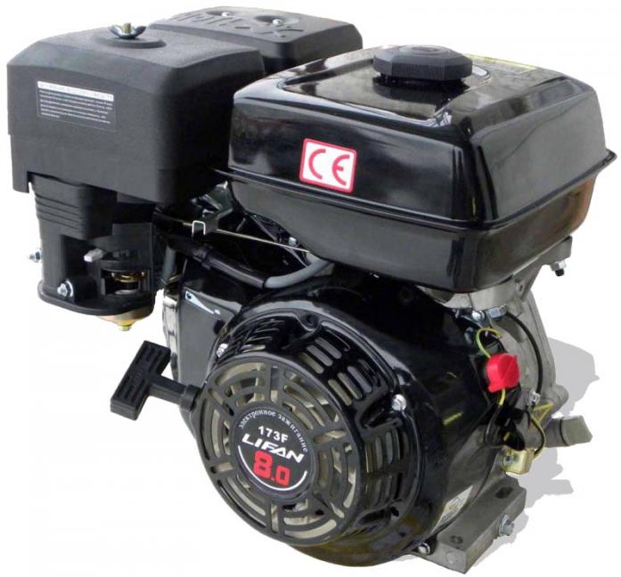 Двигатель Lifan 173F 8л