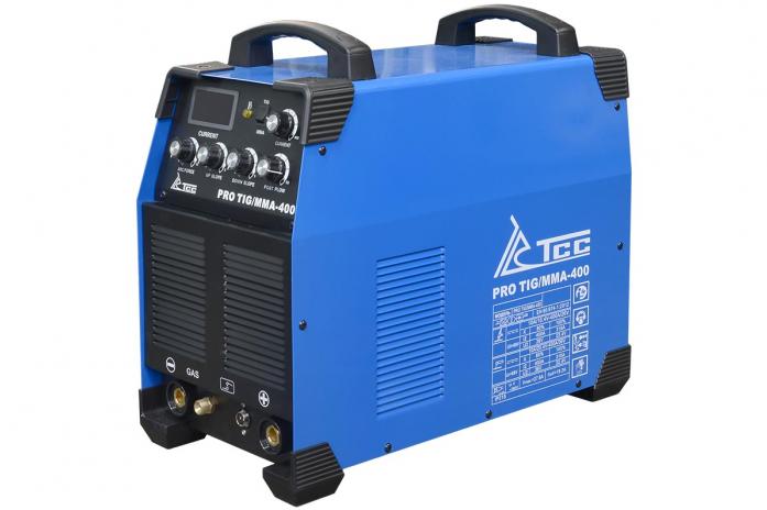Сварочный аппарат ТСС PRO TIG/MMA-400 67092