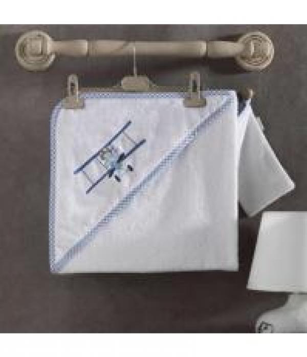 Полотенце Kidboo Little Pilot