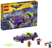 Конструктор Lego Batman Movie Лоурайдер Джокера 70906