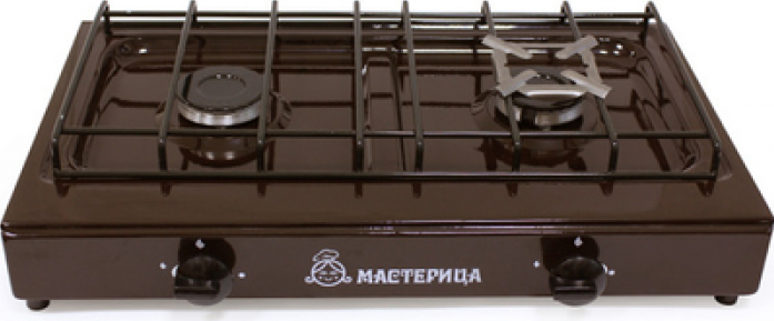Настольная плита Мастерица 1217 коричневая