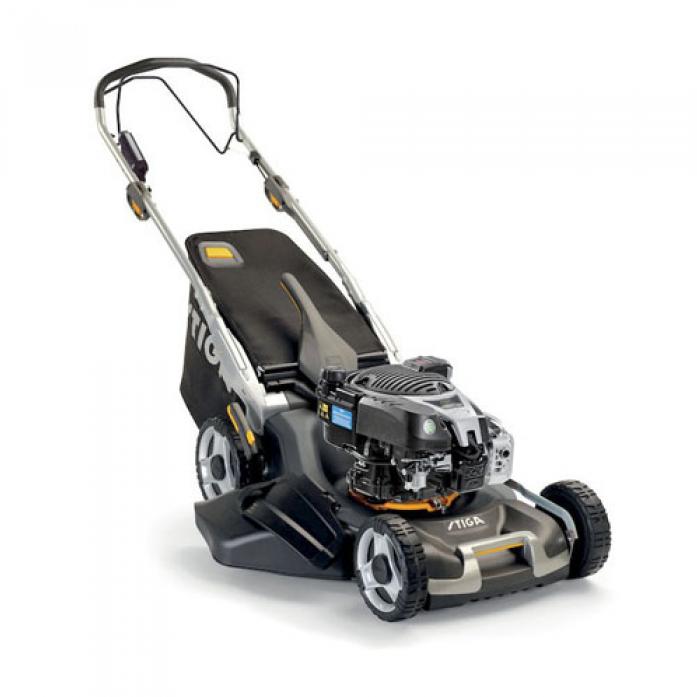 Газонокосилка бензиновая Stiga Twinclip 50 SEQ B 294512528/S17