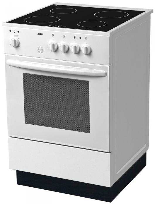 Электрическая плита ЗВИ 5110 белая