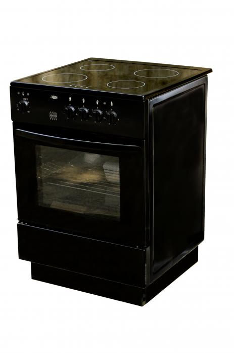 Электрическая плита ЗВИ 5110 черная