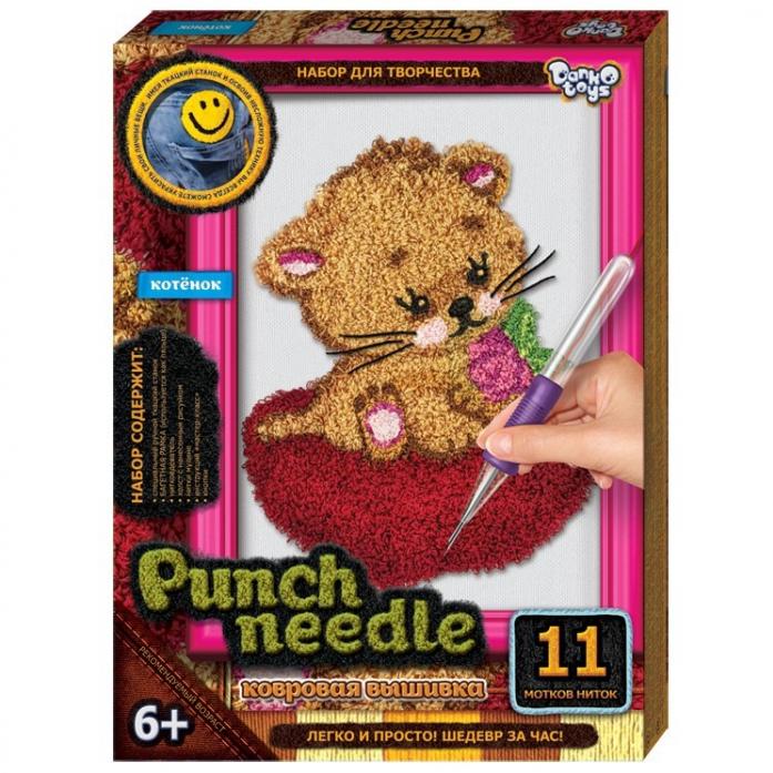Игрушки с ковровой вышивки