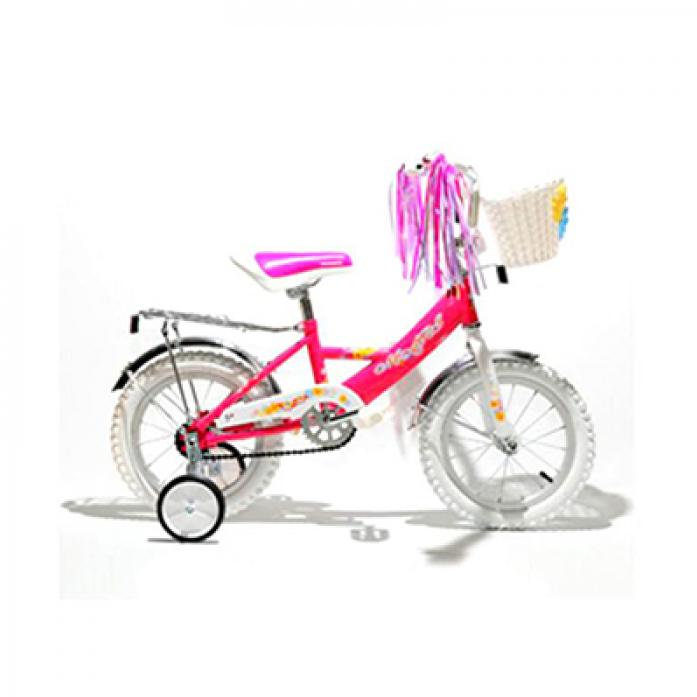 """Велосипед Mars 12"""" С1201 neon pink"""