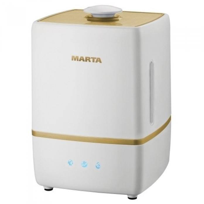 Увлажнитель воздуха Marta MT-2668 светлый янтарь