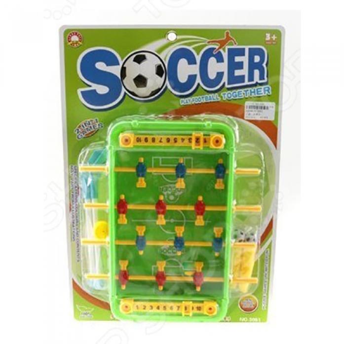 Настольная игра Shantou Gepai Мини футбол 3051