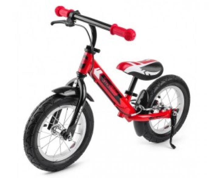 Беговел Small Rider Roadster AIR Красный