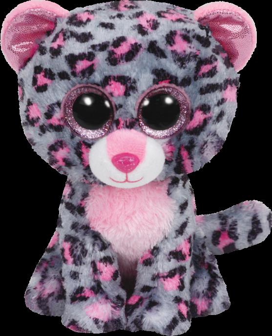 Мягкая игрушка Ty Inc Леопард Tasha 25 см 37038