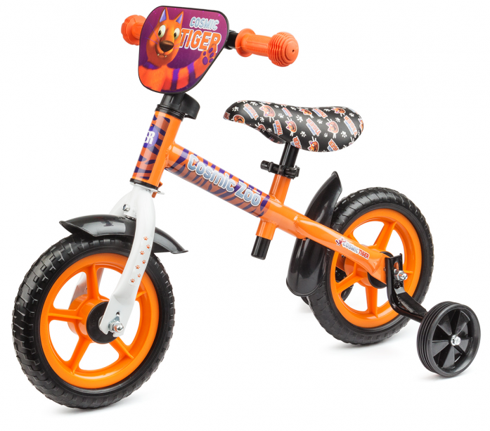 Беговел Small Rider Cosmic Zoo Ballance Оранжевый (тигренок)