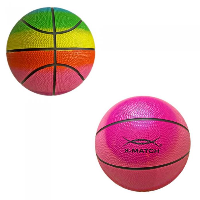 Мяч X-Match Баскетбольный размер 3 56392