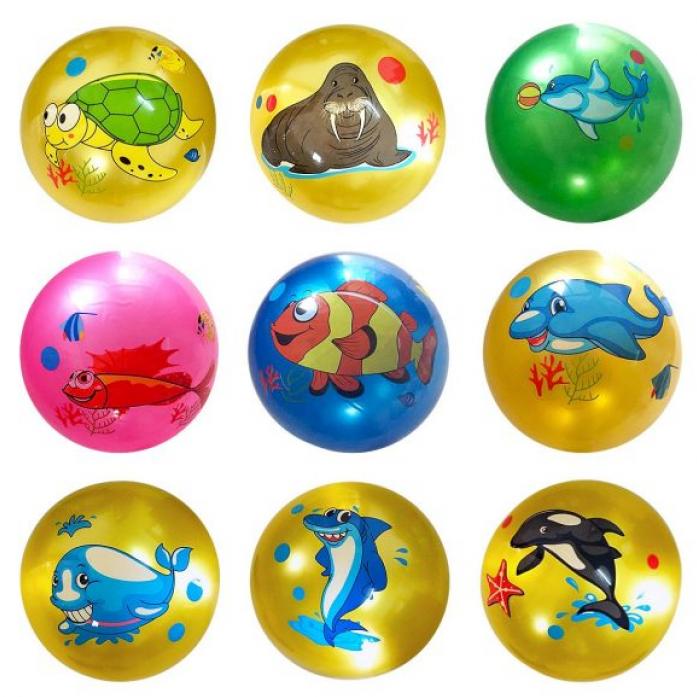 Мяч Shantou Gepai Морской 22 см 635187